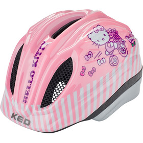 KED Meggy II Originals Fietshelm Kinderen, hello kitty